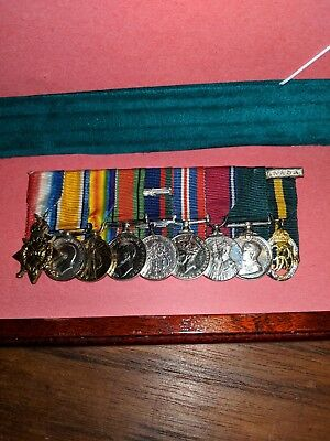Canadian WW1 And WW2 Medals