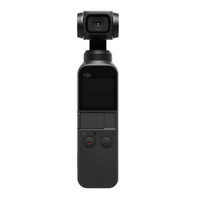 DJI Osmo Pocket 3 Axis Gimbal Stabilizer Connects to Phone As Larger Display