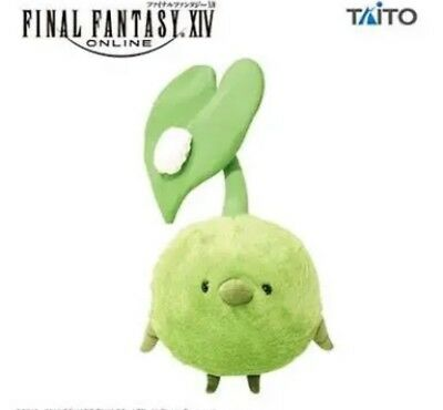 NEW FINAL FANTASY XIV FF14 Colopockle Plush Toy from JPN TAITO F/S