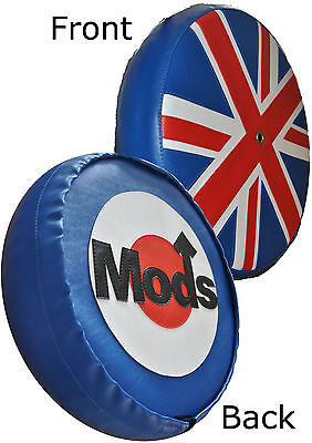 Ultimate Mod Rear Carrier Scooter Wheel Cover