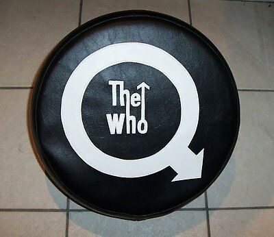 The Who Q Scooter Wheel Cover