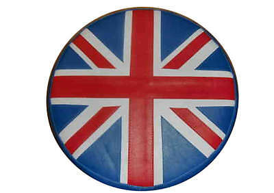 Union Jack Scooter Wheel Cover