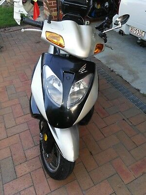 SCOOTER  EAGLE WING ELEGANTE 125cc