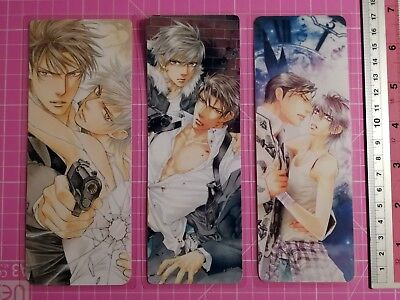 3 You're my Love Prize in Viewfinder, Finder serie, bookmark, yaoi, Ayano Yamane