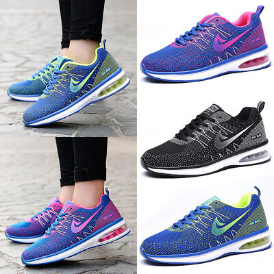 Women's Sneakers Casual Shoes Athletic Tennis Air Cushion Running Shoes Walking