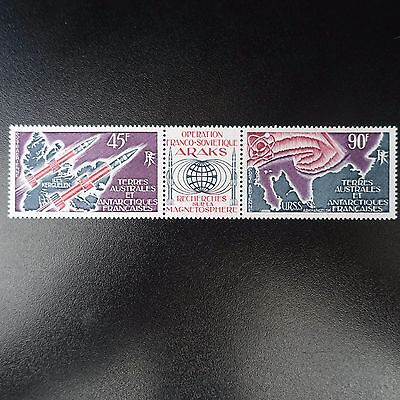 France Taaf Post Aerial Pa No.41A France Russia Magnetosphere Neuf Luxe Mnh