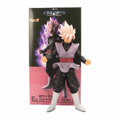 Action & Toy Figures Loyal Black Son Goku Dragon Ball Z Toys Trunks Super Saiyan Goku Roze Rose Pvc Action Figures Dxf Dragoball Collectible Model Dolls