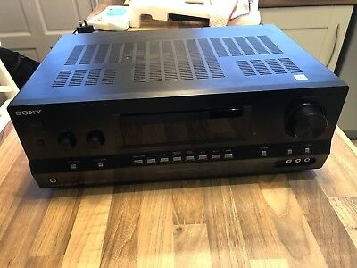 Sony STR-DH810 7.1 Channel 100 Watt Receiver