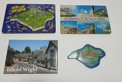 One Selected Souvenir Fridge Magnet from the Isle of Wight
