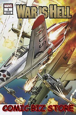 War Is Hell #1 (2019) 1St Printing Greg Land Variant Cover Marvel Comics