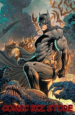 Batman #63 (2019) 1St Printing Daniel Variant Cover Bagged & Boarded Dc Universe