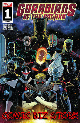 Guardians Of The Galaxy #1 (2019) 1St Printing Marquez Main Cover ($4.99)