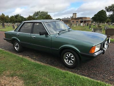 Ford Cortina 2.0 GLS low mileage