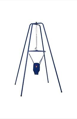 Jolly Jumper & Steel Frame Portable Stand