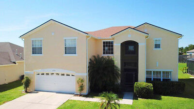 Stunning 6 Bed Luxury Villa Rental in Orlando, 20 mins to Disney