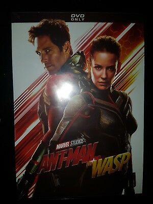 Ant-Man and the Wasp [DVD] New and sealed