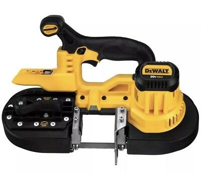 DEWALT DCS371B 20V MAX Li-Ion Band Saw (Tool Only) Brand New Sealed Box!