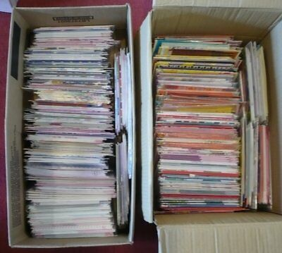 615 Mixed Greetings Cards plus 98 Prints Job Lot Bulk Wholesale Ex Shop