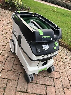 Festool Cleantec CTL 26 E Dust Extractor 240v MOBILE EXTRACTOR QUALITY