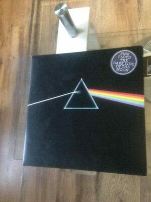 PINK FLOYD The Dark Side Of The Moon (Harvest UK LP 1973) A-3/ B-3. VGC