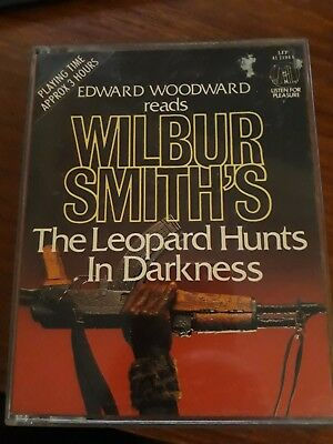 wilbur smith audio books