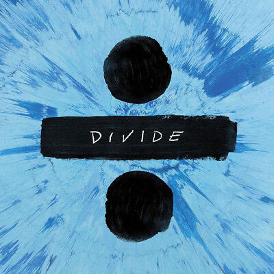 Ed Sheeran Divide CD album. new and sealed great cd album