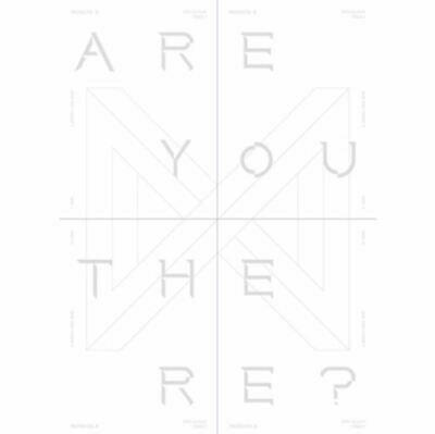 "K-PoP MONSTA X 2nd Album ""TAKE.1 [ARE YOU THERE]"" [ 1 Photobook + 1 CD ] I Ver"
