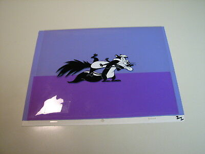 Pepe LePew - 1979 Looney Tunes Poster Book production art