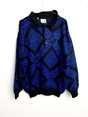 MAGLIONE MISSONI SPORT CULT VINTAGE 90s  MADE IN ITALY TG.L  MG113