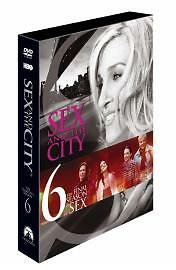 Sex And The City - Series 6 (DVD, 2004, Box Set)
