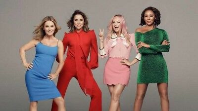 2x Spice Girls Tickets Cardiff 27th May 2019 - Standing/Unreserved Seating.