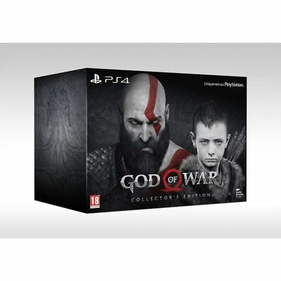 God of War 4 Neuf (Édition Collector) PS4