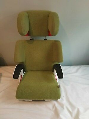 Clek  Booster Seat Green