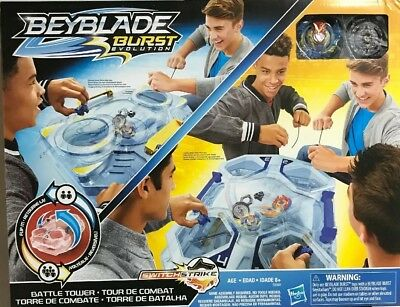 Beyblade Burst Evolution SwitchStrike Battle Tower FREE SHIPPING