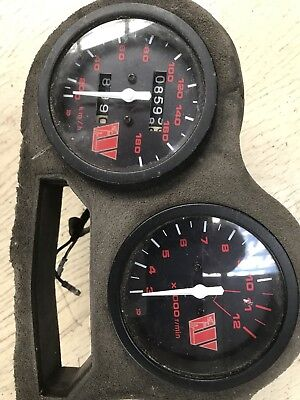 Suzuki Rg250 Clocks And Bracket