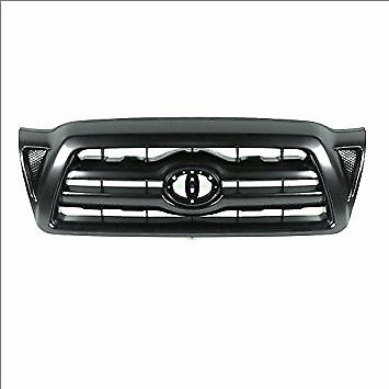 2005 2006 2007 2008 2009 2010 2011 Toyota Tacoma 2WD & 4WD Gray Grille TO1200269