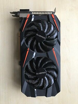 GIGABYTE GeForce GTX 1060 6gb Graphics Card