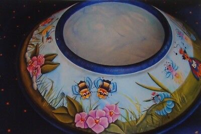 """Christy Hartman tole painting pattern """"Love Bug Boogie"""""""