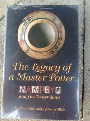 The Legacy of a Master Potter NAMPEYO and Her Descendants  Blair  Paperback  NEW