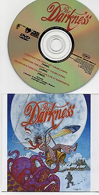The Darkness Rare Dvd Christmas Time Don't Let The Bells End New Unplayed