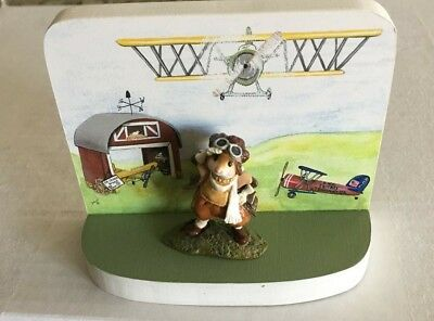 Wee Forest Folk Ace M-268 with Display