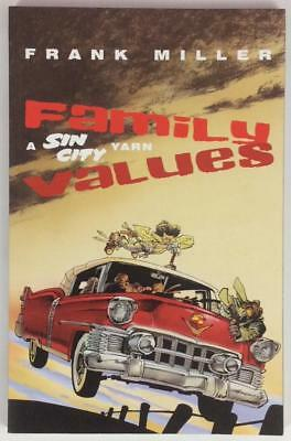 Family Values GN A Sin City Yarn (Titan1997) 1st Edition, 1st print. Hi grade.
