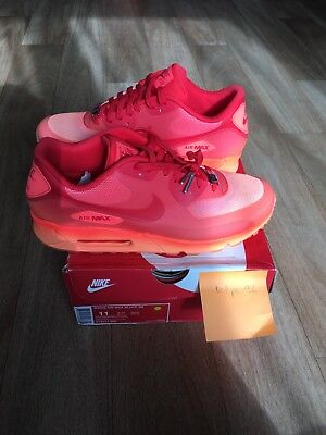 Details about NIKE AIR MAX 90 CITY PACK MILAN RED SIZE UK 8 & 9 SWEET SCHEMES LIMITED EDITION