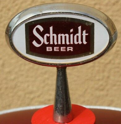 Schmidt St. Paul, MN Beer Tap Handle Knob
