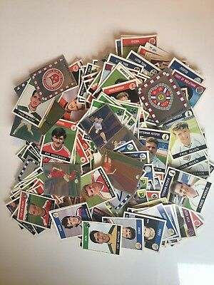 50x Rare Panini Football 89 1989 Loose Stickers For Album Book Bundle Joblot