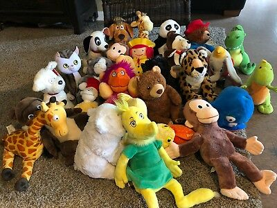 27 Lot Dr Seuss Kohls Cares for Kids Plush Stuffed Disney , Toys Story