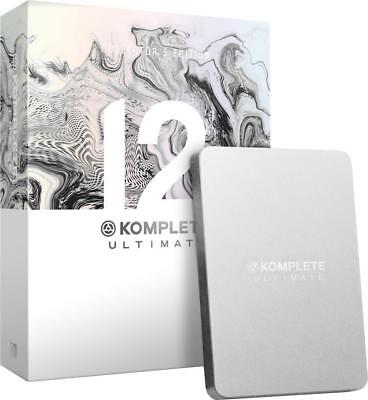 Native Instruments Komplete 12 Ultimate Collector's Edition Upgrade