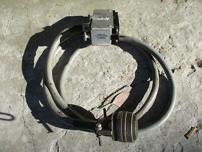 Industrial Technology 710 AT&T splicing test cord
