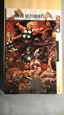 New Ultimate #1 (Panoramic Cover) Marvel Comics