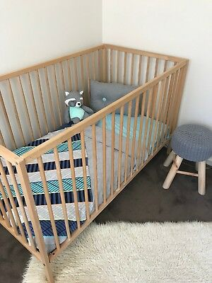 Baby Cot and Change Table and more...